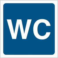 """Pictogrammes de signalisation """"Toilettes"""""""