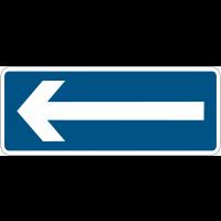 """Pictogrammes de signalisation """"Flèche directionnelle 90°"""""""