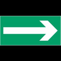"""Etiquette BAES """"Flèche de direction gauche ou droite"""""""