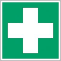 Panneaux et autocollants NF EN ISO 7010 Premiers secours - E003