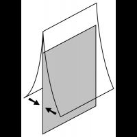 Pochettes de protection pour porte-affiches A4, A3 et A2