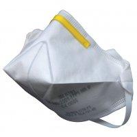 Masque anti-poussière FFP1 pliable jetable économique