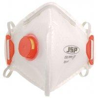 Masque de protection anti-poussière FFP3 pliable jetable à pliure verticale