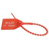 Scellés plastique à serrage progressif Pull Up personnalisables