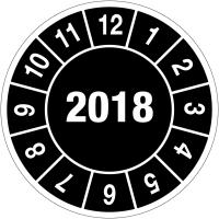 Pastilles calendrier rondes ultra-destructibles pour surfaces difficiles