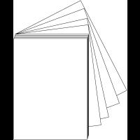 Etiquettes magnétiques pour imprimante Laser