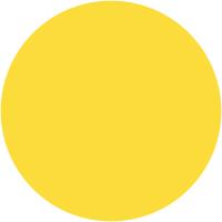 Symboles adhésifs jaunes pour marquage d'emplacement des palettes