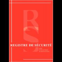 Registre de sécurité: informations relatives au Code du travail