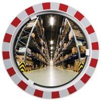 Miroir de circulation en polycarbonate