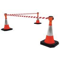 Prix Spécial - Kit Skipper™ 3 cônes + 3 balises à sangle rétractable