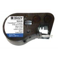 Etiquettes de capuchons de laboratoire pour imprimante BMP51
