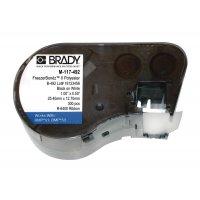 Etiquettes de capuchons et de tubes de laboratoire pour imprimante BMP51