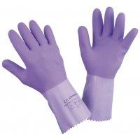 Gants de protection chimique Honeywell™ Finedex® Latex - aussi pour industrie alimentaire