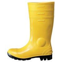 Bottes de sécurité S5 jaunes Nora Uvex