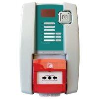 Centrale d'alarme type 4 à déclencheur manuel et sirène