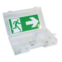 Kit de maintenance pour blocs autonomes d'éclairage de sécurité