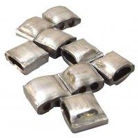 Plombs à sceller en aluminium