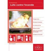 Livret de formation à la lutte contre l'incendie