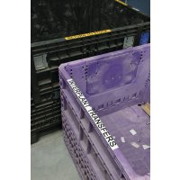Etiquettes pour identification générale en industries pour imprimante BMP51
