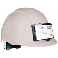 Casque de protection JSP® Evolite® CR2® avec porte-badge
