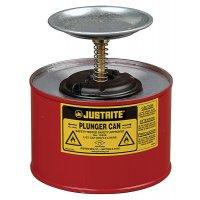 Bidons humecteurs pour produits inflammables