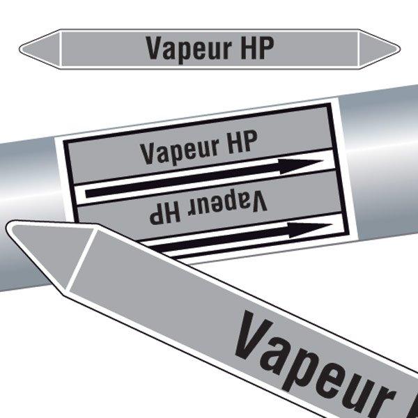 Marqueurs de tuyauteries CLP personnalisés en ligne - Marqueurs de tuyauteries Eau (CLP / SGH)