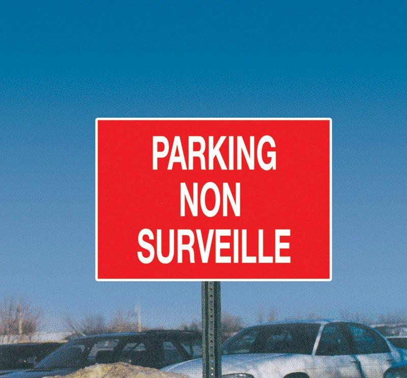 Panneaux aluminium et PVC à message personnalisable en ligne - Panneaux accès pompiers, baies accessibles…