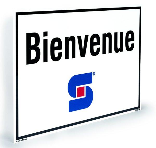 Panneaux de signalisation en PVC personnalisables en ligne - Panneaux personnalisés avec logos, images et textes