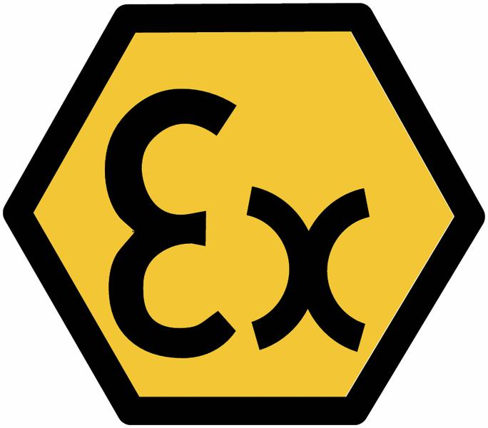 Etiquettes ATEX en rouleau pour zones à atmosphère explosive