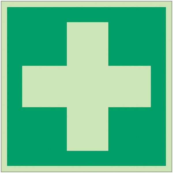 Panneaux d'évaucation et de secours Premiers secours