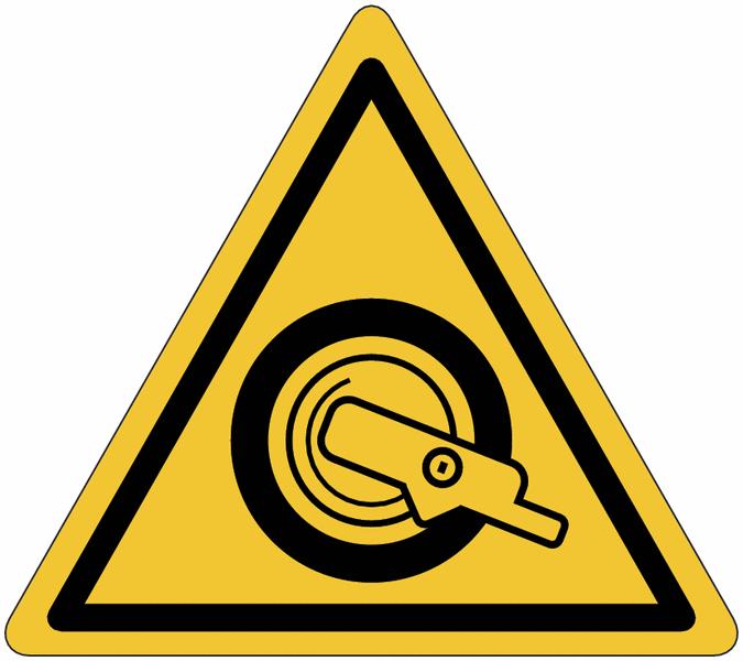 Panneau routier de dissuasion Immobilisation du véhicule en cas d'infraction