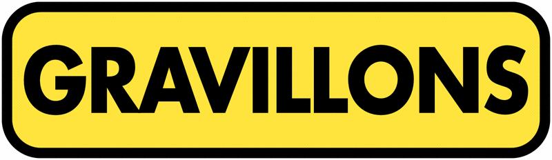 Panonceau de signalisation temporaire complémentaire - Gravillons