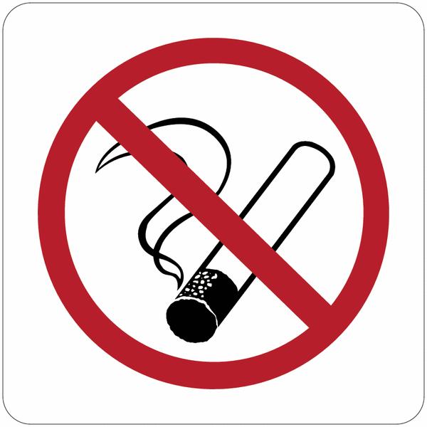 Signalisation d'interdiction prestige Interdiction de fumer