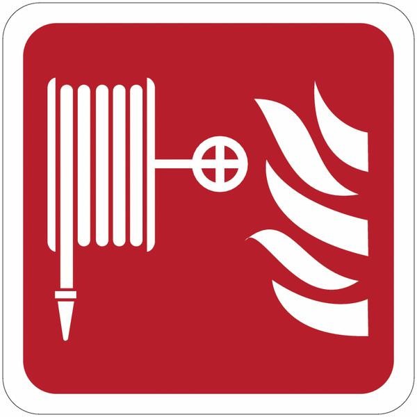 Signalisation de sécurité prestige Robinet d'incendie armé