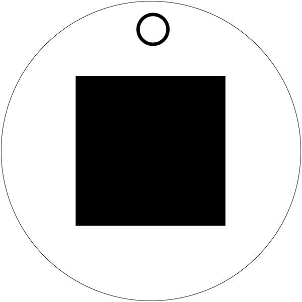 Disques de condamnation magnétiques Danger électricité - En service Ne pas couper - Panneaux et pictogrammes de Danger électrique