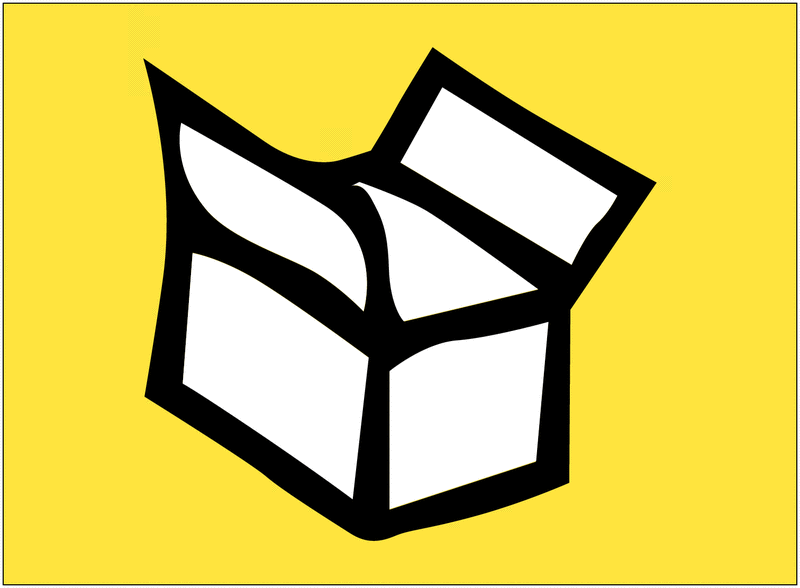 Autocollant Tri sélectif des déchets pour emballage