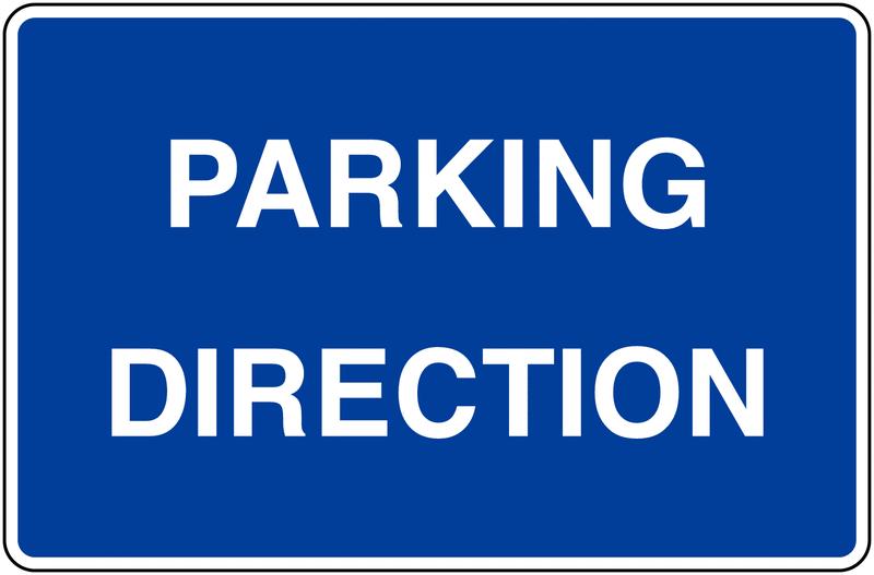 Panneaux d'information de parking - Parking Direction