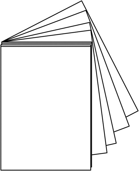 Etiquettes magnétiques pour imprimante jet d'encre