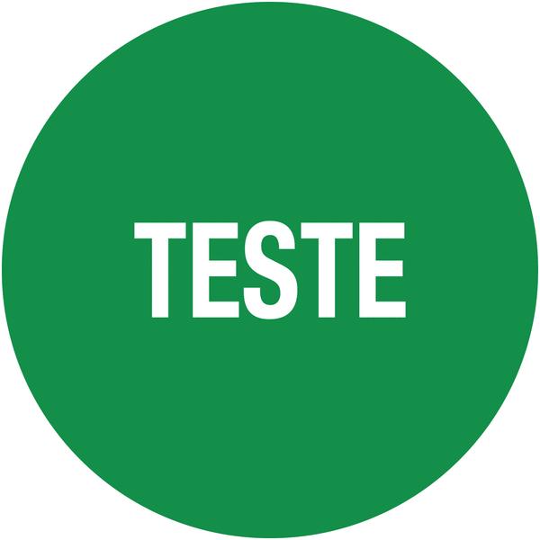 Pastilles d'inspection avec adhésif enlevable Testé