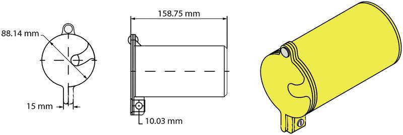 Système de condamnation de prise électrique 3 en 1 - Seton