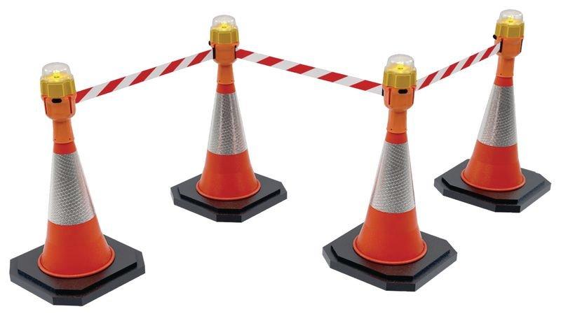 Lampe de sécurité à LED Skipper™ - Matériel et signalétique pour chantier