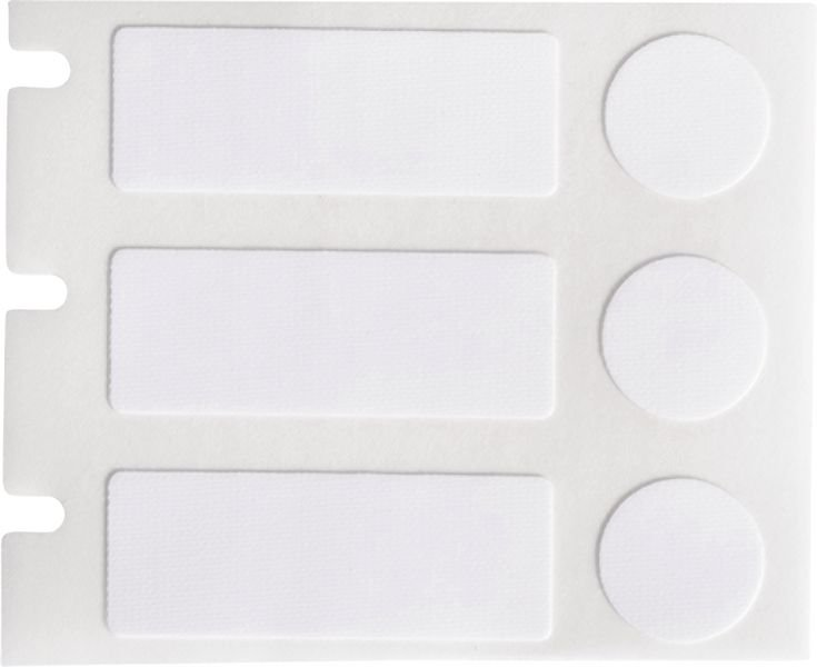 Etiquettes de capuchons et de tubes de laboratoire pour imprimante BMP71