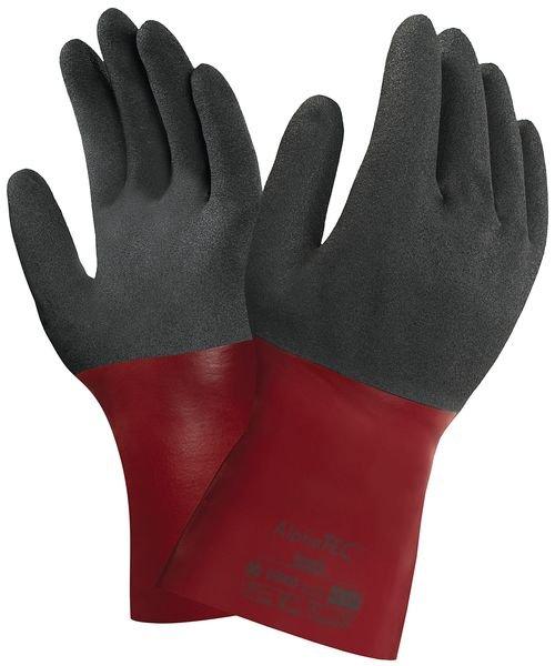 Gants de protection chimique en nitrile Ansell Alphatec® 58-530