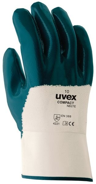 Gants de protection Uvex Compact NB 27 E