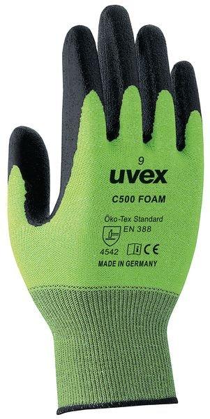 Gants anti-coupures Uvex C500 foam