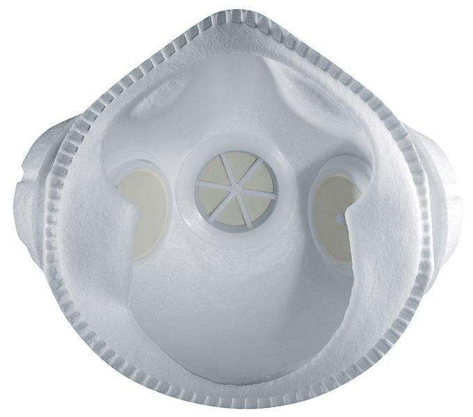 Masque anti-poussières FFP3 Uvex® Silv-Air Série E - réutilisable - Seton