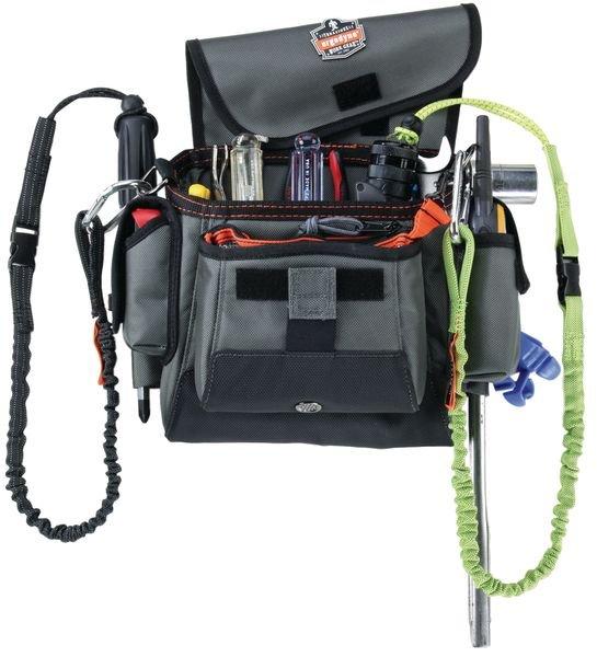 Poche à outils travail en hauteur avec boucles Ergodyne Arsenal® 5518