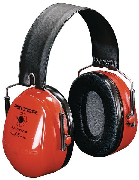 Casque auditif 3M™ Bull's Eye™ - 27/31/35 dB
