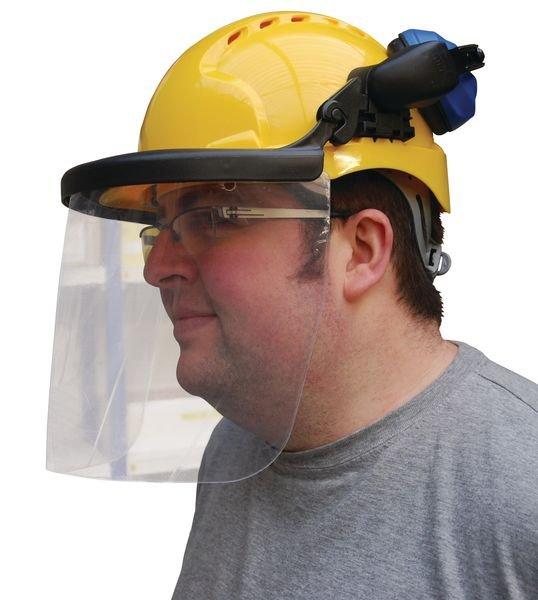 Porte-visière pour casque de protection - Seton
