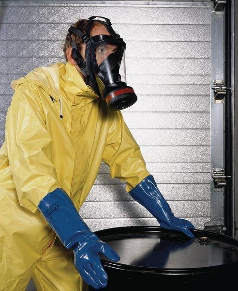 Masque complet de protection respiratoire mono-filtre à écran panoramique - Seton